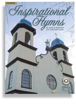 Media Inspirational Hymns for Alto Sax with CD