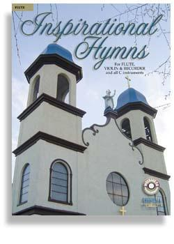 Media Inspirational Hymns for Flute with CD