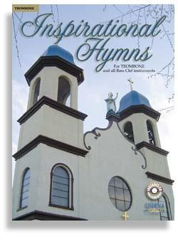 Media Inspirational Hymns for Trombone with CD