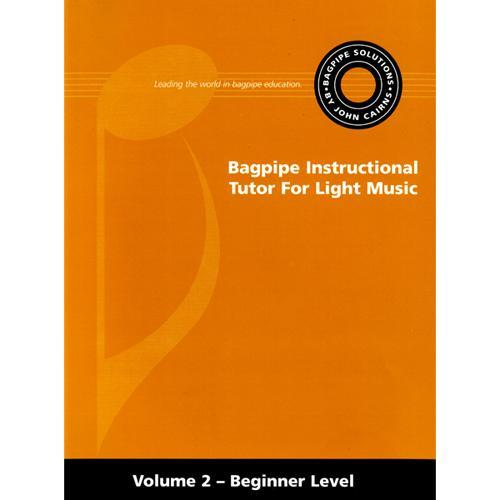Media Instructional Tutor for Light Music - Beginner Level, Volume 2, Book