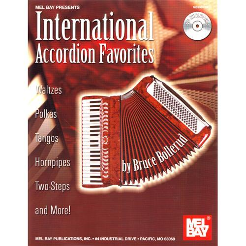 Media International Accordion Favorites