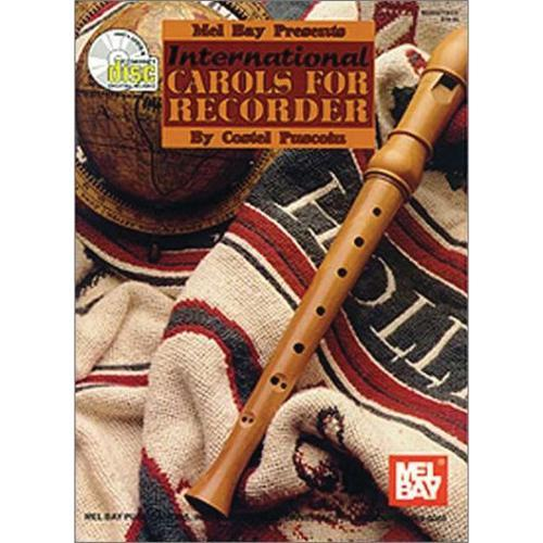 Media International Carols for Recorder