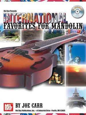 Media International Favorites for Mandolin