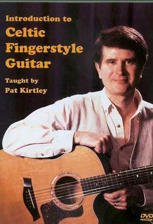 Media Introduction to Celtic Fingerstyle Guitar  DVD