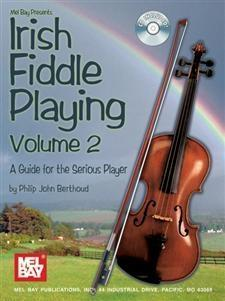Media Irish Fiddle Playing, Volume 2  Book/CD Set
