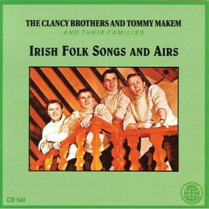 Media Irish Folk Songs And Airs Clancy Bros & Tommy Makem
