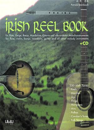 Media Irish Reel Book  Book/CD Set