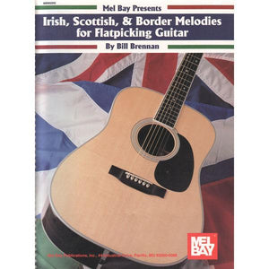 Media Irish, Scottish and Border Melodies for Flatpicking Guitar