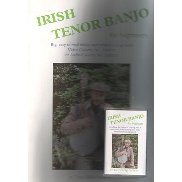 Media Irish Tenor Banjo For Beginners