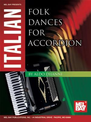 Media Italian Folk Dances for Accordion
