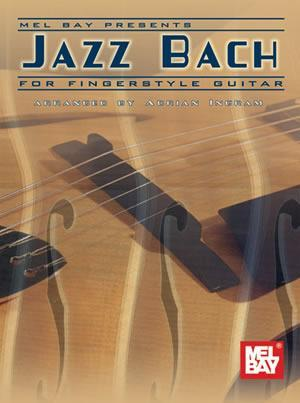 Media Jazz Bach Guitar Edition