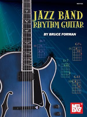 Media Jazz Band Rhythm Guitar