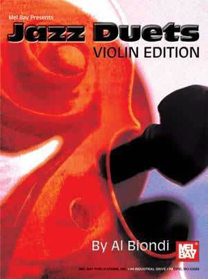 Media Jazz Duets, Violin Edition
