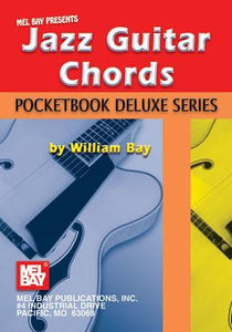 Media Jazz Guitar Chords Pocketbook Deluxe Series