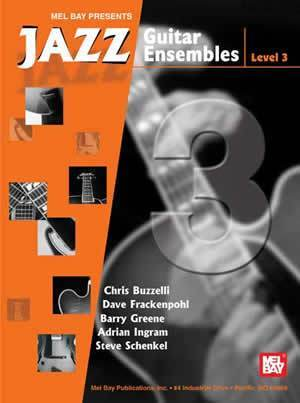 Media Jazz Guitar Ensembles, Level 3