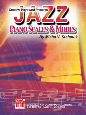 Media Jazz Piano Scales & Modes