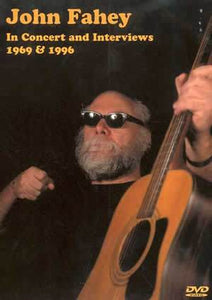 Media John Fahey  DVD