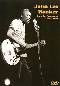 Media John Lee Hooker Rare Performances 1960-1984  DVD