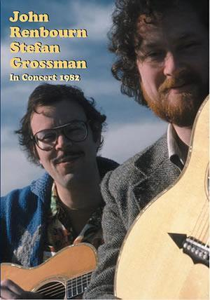Media John Renbourn & Stefan Grossman in Concert  DVD