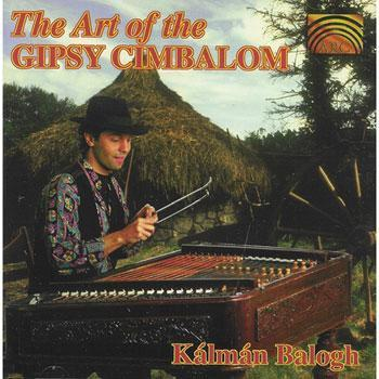 Media Kalman Balogh - The Art of the Gipsy Cimbalom