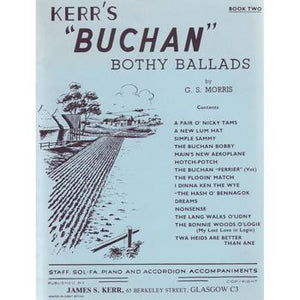 Media Kerr's Buchan Bothy Ballads Vol. 2