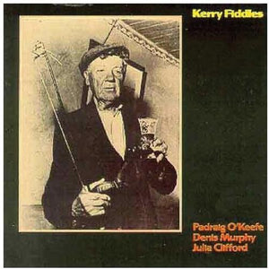 Media Kerry Fiddles (CD)-Fiddle Music from Sliabh Luachra