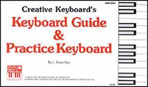 Media Keyboard Guide & Practice Keyboard