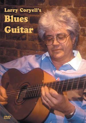 Media Larry Coryell's Blues Guitar  DVD