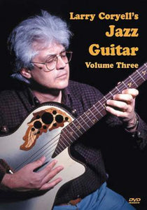 Media Larry Coryell's Jazz Guitar, Volume 3  DVD