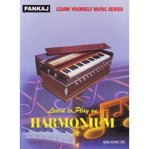 Media Learn to Play Harmonium