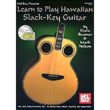 Media Learn to Play Hawaiian Slack-Key Guitar