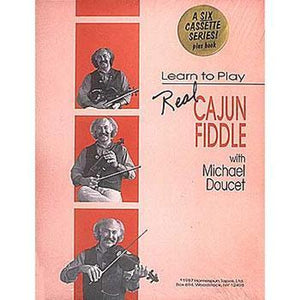 Media Learn to Play Real Cajun Fiddle