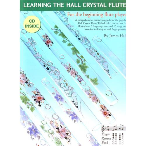 Media Learning the Crystal Flute Booklet & CD