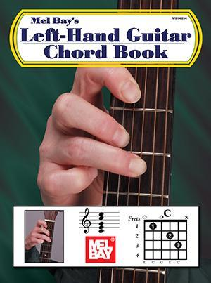 Media Left-Hand Guitar Chord Book