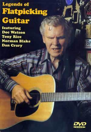Media Legends of Flatpicking Guitar  DVD