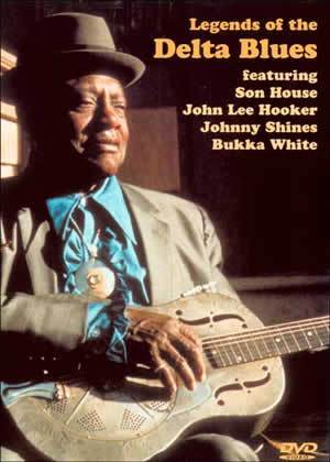 Media Legends of the Delta Blues  DVD