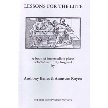 Media Lessons for the Lute