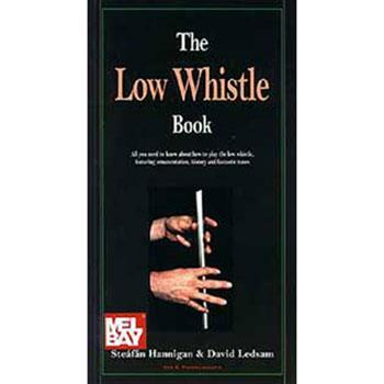 Media Low Whistle Book/CD set