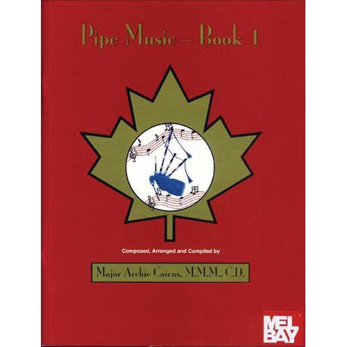 Media Major A.M. Cairns - Pipe Music Book 1