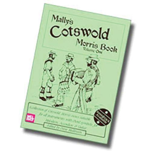 Media Mally's Maneuvers : Cotswold Morris Volume #1 Book