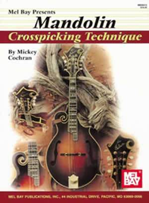 Media Mandolin Crosspicking Techniques