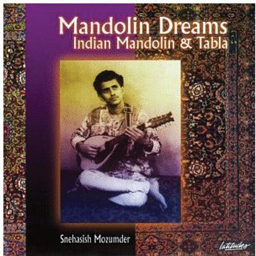 Media Mandolin Dreams : Indian Mandolin & Tabla