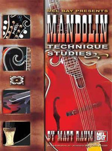 Media Mandolin Technique Studies