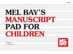 Media Manuscript Pad for Children