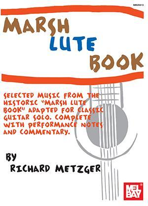 Media Marsh Lute Book