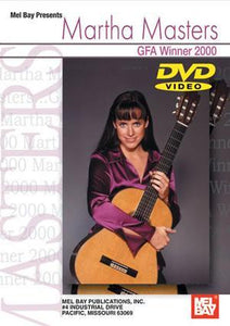 Media Martha Masters GFA Winner 2000  DVD