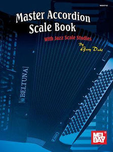 Media Master Accordion Scale Book
