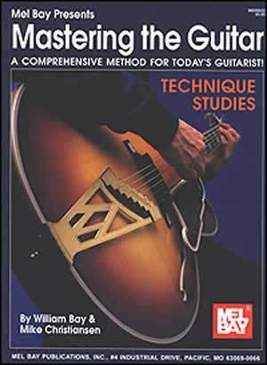 Media Mastering the Guitar - Technique Studies