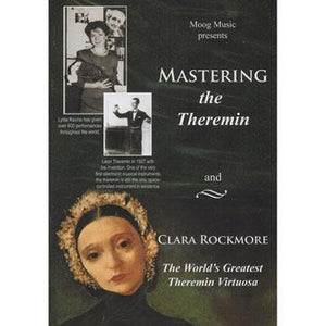 Media Mastering the Theremin  DVD