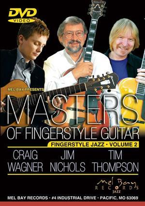 Media Masters of Fingerstyle Guitar, Volume 2  DVD